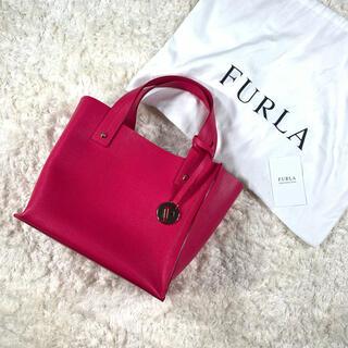 Furla - 新品未使用 FURLA フルラ サリー トートバッグ ピンク チャーム