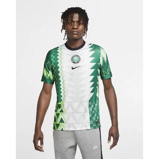 NIKE - 【正規品・タグ付】ナイジェリア代表2020-21ホームユニフォーム(XSサイズ)
