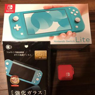 Nintendo Switch - Nintendo Switch ニンテンドースイッチライト ターコイズ