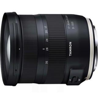 タムロン(TAMRON)のタムロン 17-35mmF2.8-4Di OSD キヤノン用 超美品(レンズ(ズーム))