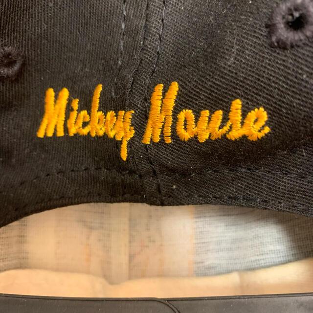 Disney(ディズニー)のミッキー ヴィンテージキャップ メンズの帽子(キャップ)の商品写真