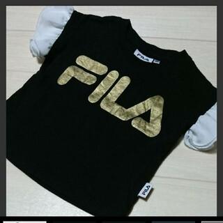 FILA - FILA 90㌢ お袖フリフリTシャツ