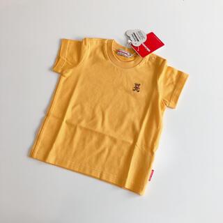 mikihouse - 新品 ミキハウス くまTシャツ 70