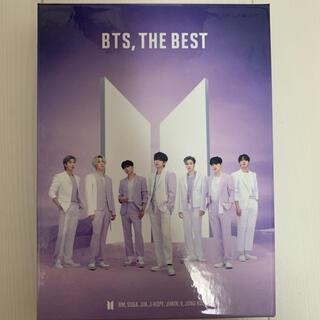 BTS BEST ベストアルバム 初回限定盤 A CD