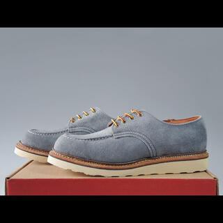 レッドウィング(REDWING)の8101オックスフォードブルー8143スエード8144 8096 BEAMS(ブーツ)