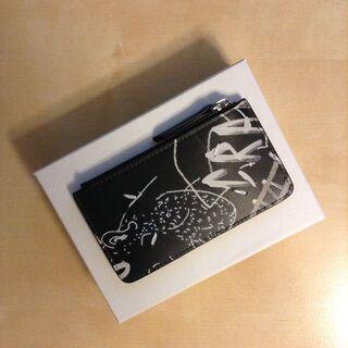 マルタンマルジェラ(Maison Martin Margiela)の新品 19aw マルジェラ カード入れ ファスナーウォレット 593(コインケース/小銭入れ)