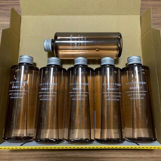 ムジルシリョウヒン(MUJI (無印良品))の新品未使用 無印良品 廃盤 旧 エイジングケア高保湿タイプ 化粧水 6本(化粧水/ローション)