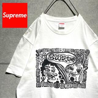 シュプリーム(Supreme)のsupreme シュプリーム ビッグロゴプリント ビッグシルエット Tシャツ(Tシャツ/カットソー(半袖/袖なし))