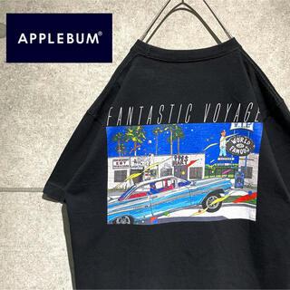 アップルバム(APPLEBUM)のAPPLEBUM アップルバム 希少デザイン バックプリント Tシャツ(Tシャツ/カットソー(半袖/袖なし))