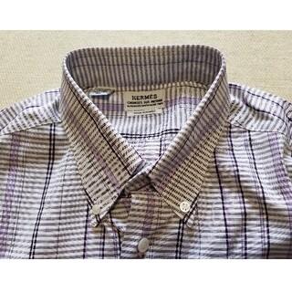 Hermes - 新品同様エルメスのオーダーシャツ