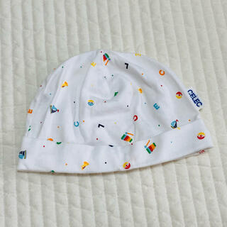 セレク(CELEC)のCELEC(セレク)ベビー帽子*新生児帽子(帽子)