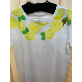 サンリオ - リラックマ レモンTシャツ M!ラスト1点