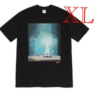 Supreme - 黒 XL Supreme Fuck Tee ファック Tシャツ ダンコーレン