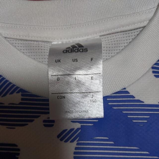 adidas(アディダス)のアディダス 速乾Tシャツ 150cm キッズ/ベビー/マタニティのキッズ服男の子用(90cm~)(Tシャツ/カットソー)の商品写真
