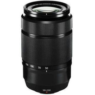 フジフイルム(富士フイルム)の新品 富士フイルム XC 50-230mm クロ 1年保証 送料無料(レンズ(ズーム))