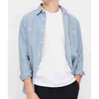 UNIQLO - ユニクロ ドライカラーTシャツ メンズ レディース  XL ホワイト 白 夏