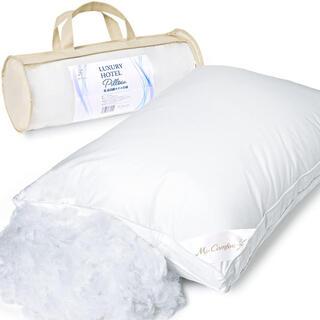 枕 最高級ホテル仕様 まくら 安眠枕 高さ調節可能 マクラ(枕)