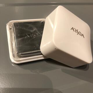 アルソア(ARSOA)のアルソアクイーンシルバー20g ケース付き(洗顔料)