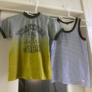 エーアーベー(eaB)のeaB クリフメイヤー 130 セット(Tシャツ/カットソー)