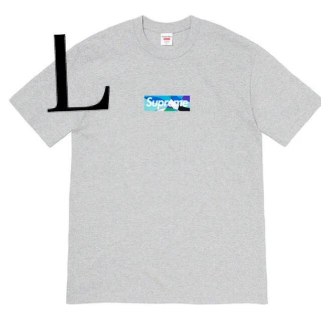 Supreme(シュプリーム)のSupreme Emilio Pucci Box Logo Tee L メンズのトップス(Tシャツ/カットソー(半袖/袖なし))の商品写真