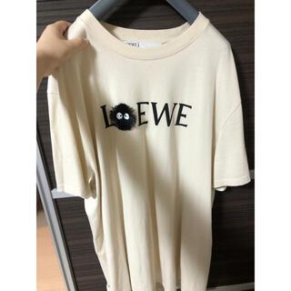LOEWE - ロエベ Tシャツ まっくろくろすけ