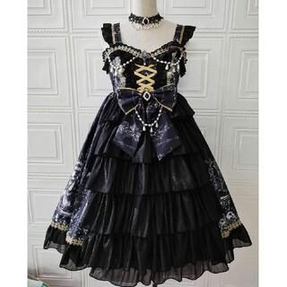 ALICE and the PIRATES - 【全商品10%OFFセール中❗】黒の皇女ドレス【2022】