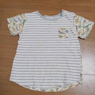 センスオブワンダー(sense of wonder)のセンスオブワンダー  リバティTシャツ 100cm(Tシャツ/カットソー)