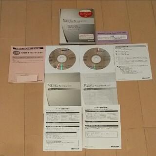 Microsoft - マイクロソフト オフィス パーソナル 2007 正規品