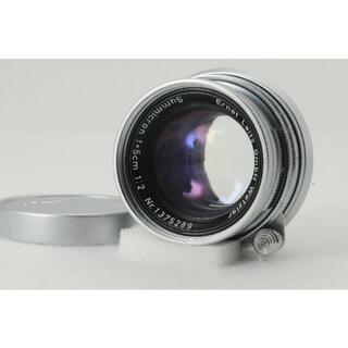 ライカ(LEICA)のライカ Leica SUMMICRON 50mm F2(レンズ(単焦点))
