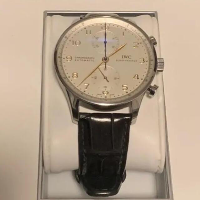 IWC(インターナショナルウォッチカンパニー)のIWC ポルトギーゼ メンズの時計(腕時計(アナログ))の商品写真