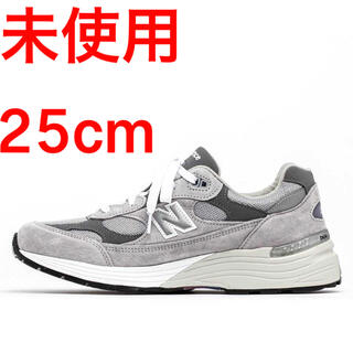 New Balance - new balance m992 gray 25cm