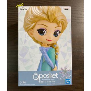 Disney - アナと雪の女王 エルサ Qposket フィギュア