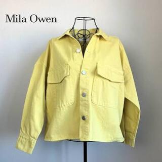 ミラオーウェン(Mila Owen)のmila owen ジージャン(Gジャン/デニムジャケット)