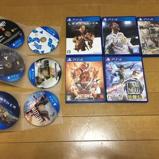 PlayStation4 - ps4 ソフト まとめ セット
