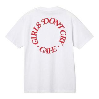 ジーディーシー(GDC)のGirls Don't Cry amazon cafe Tee Tシャツ(Tシャツ/カットソー(半袖/袖なし))