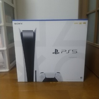 ソニー(SONY)のPlayStation5  PS5  本体  CFI-1000A01  未開封品(家庭用ゲーム機本体)