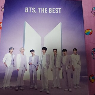 BTS, THE BEST(初回限定盤A)