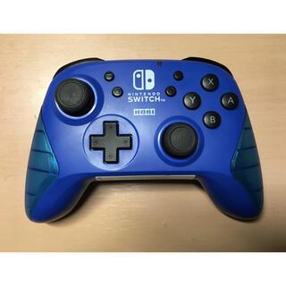 Nintendo Switch - Nintendo Switch用ワイヤレスホリパッド ブルー
