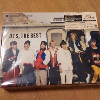 防弾少年団(BTS) - 新品 BTS, THE BEST CD アルバム 初回限定盤B DVD 未再生