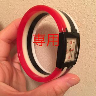 スウォッチ(swatch)のswatch 時計 ブレスレット バングル(腕時計)