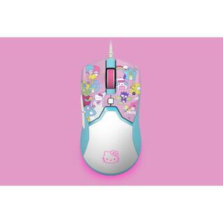 レイザー(LAZER)のRazer sanrio サンリオコラボ マウス、マウスパッド(PC周辺機器)