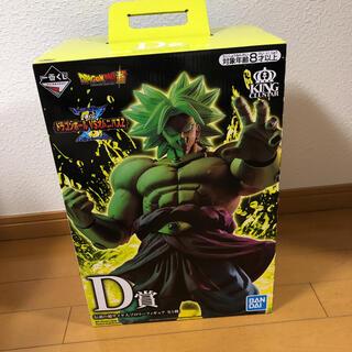ドラゴンボール フィギュア 一番くじ D賞 ブロリー