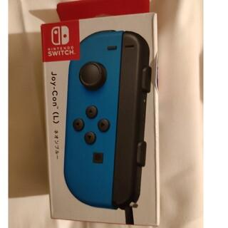 ニンテンドースイッチ(Nintendo Switch)のNintendo Switch ジョイコンL ブルー 新品(家庭用ゲーム機本体)