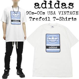 adidas - ★美品★adidas★アディダス★90s〜VINTAGE★ロゴドン Tシャツ★M