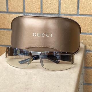 グッチ(Gucci)の☆インターロッキング☆GUCCI グッチ サングラス メンズ 眼鏡 メガネ(サングラス/メガネ)