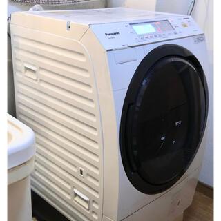Panasonic - ドラム洗濯機 Panasonic NA-VX8600L-W