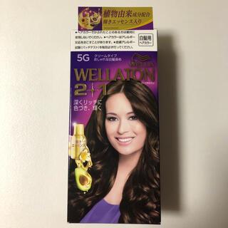 ウエラ(WELLA)の【ウエラ】ウエラトーン ツープラスワン クリームヘアカラーa  5G(白髪染め)