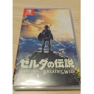 ニンテンドースイッチ(Nintendo Switch)のゼルダの伝説 ブレス オブ ザ ワイルド Switch(家庭用ゲームソフト)