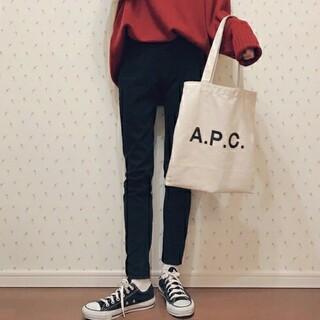 アーペーセー(A.P.C)の【新品未使用♥️】 APC アーペーセー トートバッグ(トートバッグ)