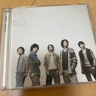 アラシ(嵐)のARASHI To be free(ポップス/ロック(邦楽))